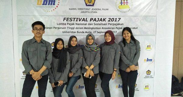 Festival Pajak 2017 Universitas Bunda Mulia