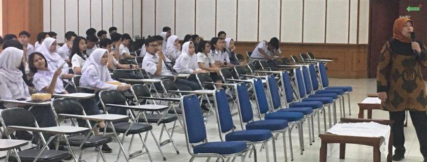 Kunjungan SMA Bpi Ke Prodi Akuntansi S1